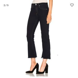 👖rag & bone -  Crop and Flair Jeans